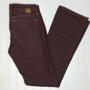 Lucky Brand Lola bootcut jeans, size 6